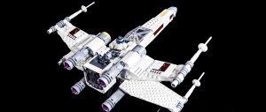 减量保质的杰作:乐高星球大战 75301 卢克·天行者的X翼战机