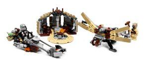 乐高星球大战系列 75299 塔图因上的困境:相当超值的小套装