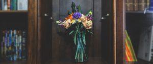 乐高10280花束套装,和真花之间的超相似又有不同,非常有趣